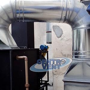 Lavador de Gordura para Cozinha Industrial