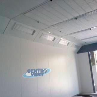 Cabine de Pintura Automotiva